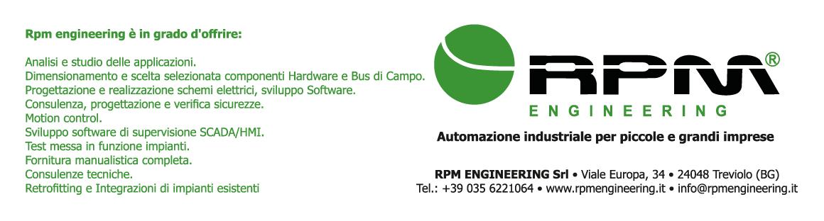 RPM ENGINEERING srl