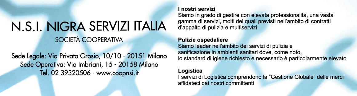N.S.I. NIGRA SERVIZI ITALIA