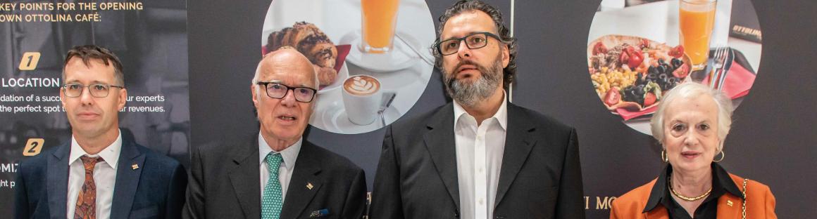 CAFFE' OTTOLINA – 70 ANNI DI GRANDI  E GUSTOSI SUCCESSI