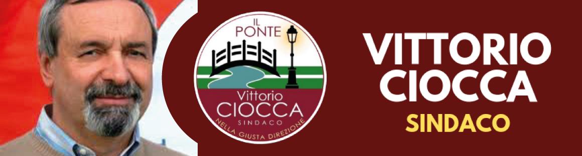 Vittorio Ciocca candidato sindaco
